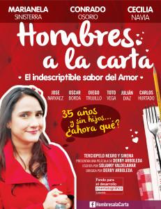 HOMBRES A LA CARTA